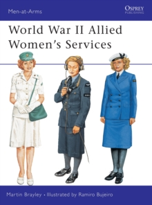 World War II Allied Women's Services, Paperback / softback Book