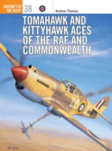 Tomahawk and Kittyhawk Aces of the RAF and Commonwealth, Paperback Book