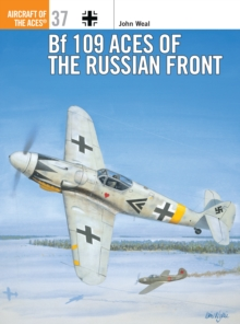 Bf 109 Aces of the Russian Front, Paperback Book