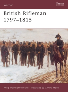 British Rifleman : 1797-1815, Paperback Book
