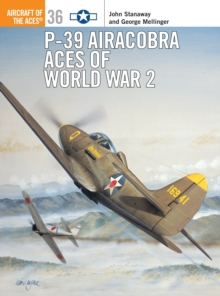 P-39 Aircobra Aces of World War 2, Paperback / softback Book