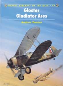 Gloster Gladiator Aces, Paperback Book