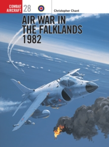 Air War in the Falklands 1982, Paperback Book