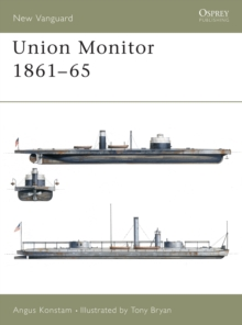 Union Monitor 1861-65, Paperback / softback Book