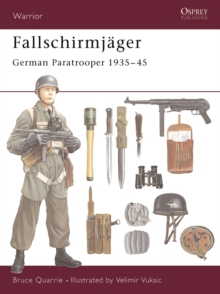 Fallschirmjager : German Paratrooper 1935-45, Paperback Book