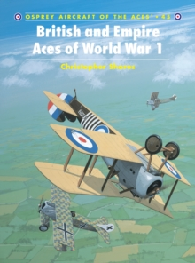 British and Empire Aces of World War I, Paperback Book