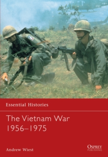 The Vietnam War 1956-1975, Paperback Book