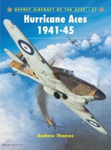 Hurricane Aces 1941-45, Paperback Book