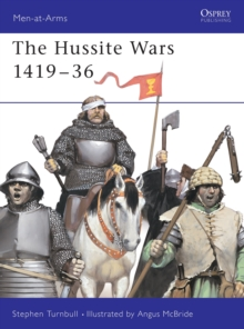 The Hussite Wars, 1420 - 34, Paperback / softback Book