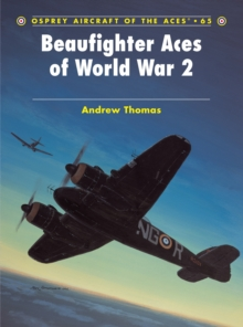 Beaufighter Aces of World War 2, Paperback Book