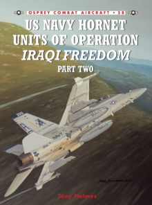 US Navy Hornet Units of Operation Iraqi Freedom : Pt.2, Paperback / softback Book