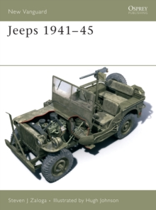 Jeeps 1941-45, Paperback Book