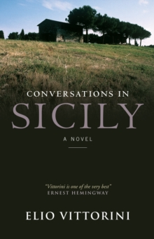 Conversations In Sicily, Paperback Book