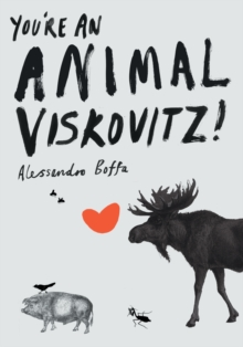 You'Re an Animal Viskovitz!, Paperback Book