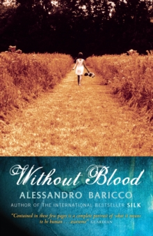 Without Blood, Paperback Book