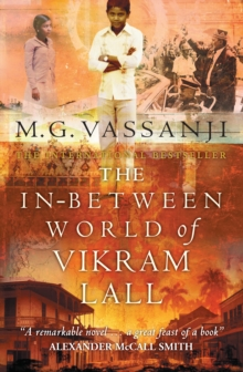 The In-Between World of Vikram Lall, Paperback Book