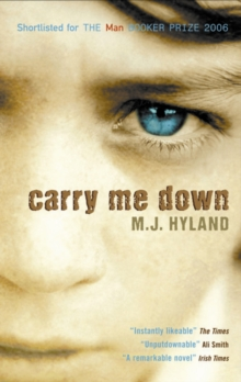 Carry Me Down, Paperback Book