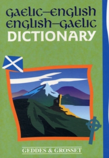 Gaelic - English Dictionary, Paperback / softback Book