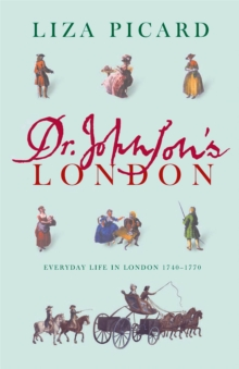 Dr Johnson's London, Paperback Book