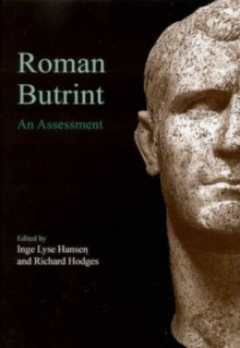 Roman Butrint : An Assessment, Hardback Book