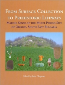 From Surface Collection to Prehistoric Lifeways : Making Sense of the Multi-Period Site of Orlovo, South East Bulgaria, Hardback Book