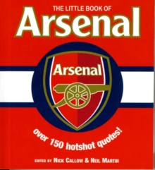 The Little Book of Arsenal, Paperback Book
