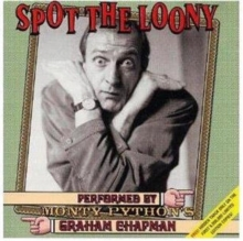 Spot the Loony, CD-Audio Book