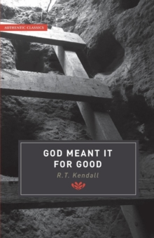 God Meant it for Good, Paperback Book