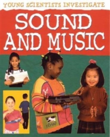Sound and Music, Paperback Book