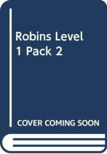 ROBINS LEVEL 1 PACK 2, Paperback Book