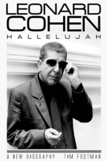 Leonard Cohen: Hallelujah : A New Biography, Paperback / softback Book