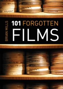 101 Forgotten Films, Paperback Book