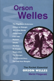 Orson Welles, Paperback / softback Book