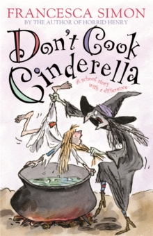 Don't Cook Cinderella, Paperback / softback Book