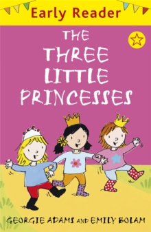 The Three Little Princesses, Paperback Book