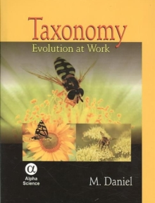 Taxonomy : Evolution at Work, Hardback Book