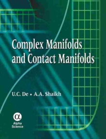 Complex Manifolds and Contact Manifolds, Hardback Book