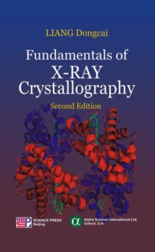 Fundamentals of X-ray Crystallography, Hardback Book