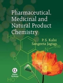 Pharmaceutical, Medicinal and Natural Products Chemistry, Hardback Book