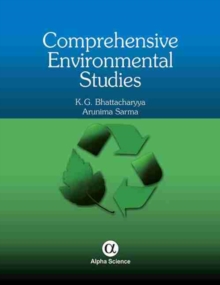 Comprehensive Environmental Studies, Hardback Book