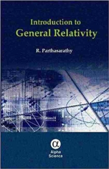 Introduction to General Relativity, Hardback Book