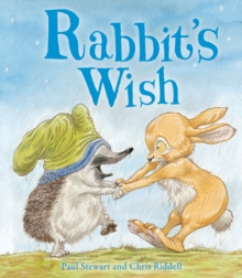 Rabbit's Wish, Paperback Book
