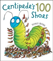Centipede's 100 Shoes, Paperback Book