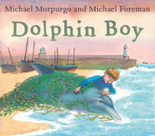 Dolphin Boy, Paperback Book