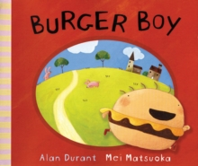 Burger Boy, Paperback Book