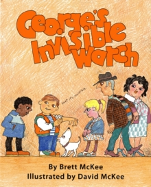 George's Invisible Watch, Hardback Book