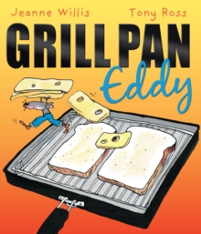 Grill Pan Eddy, Paperback Book