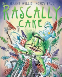 The Rascally Cake, Paperback Book