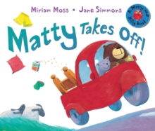 Matty Takes Off!, Paperback Book