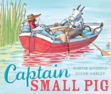 Captain Small Pig, Paperback Book